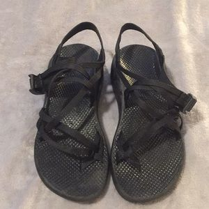 Lightly used Chacos!